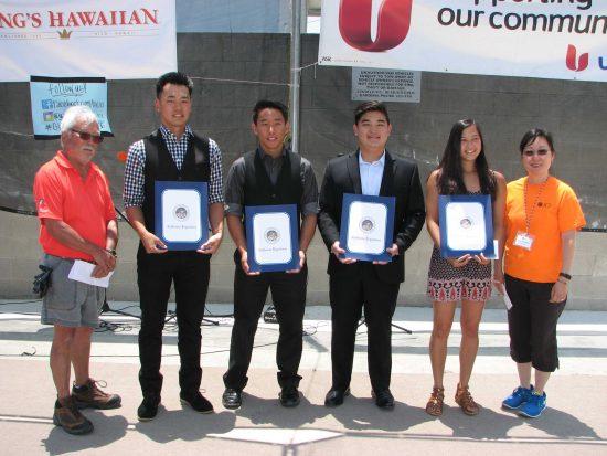gvjci scholarship winners 2016