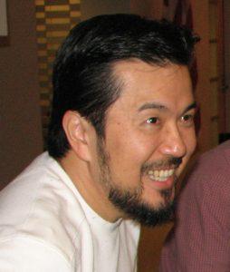 Justin Lin (Rafu Shimpo photo)