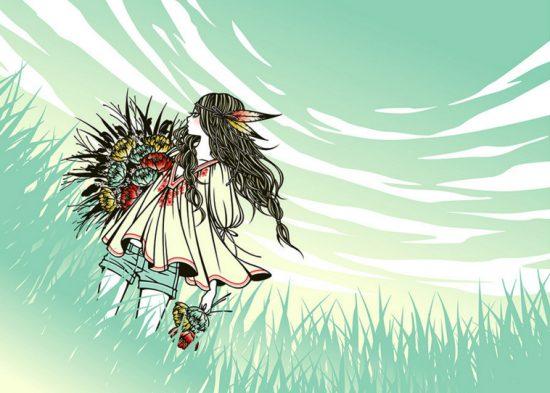 Artwork by Kaori Wakamatsu