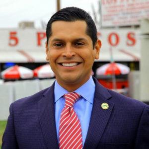 Assemblymember Miguel Santiago