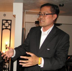 Los Angeles Community College District Trustee Mike Fong.