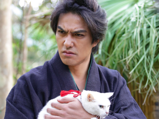 ©2015 Neko Samurai 2 Production Committee