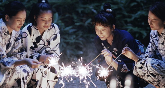 In Hirokazu Kore-eda's new film, three sisters get to know their half-sister.