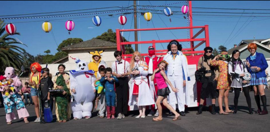 Cosplayers are welcome at the Oxnard Obon Festival.