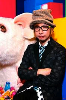 Sebastian Masuda, art director of Kawaii International