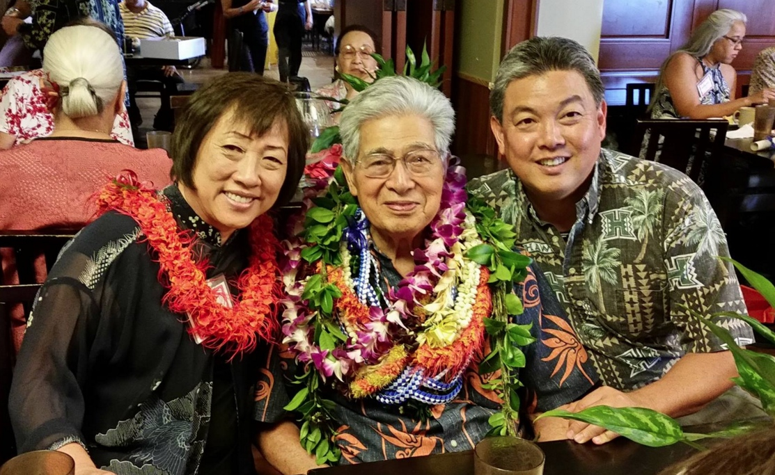 Mark Takai Family 2016