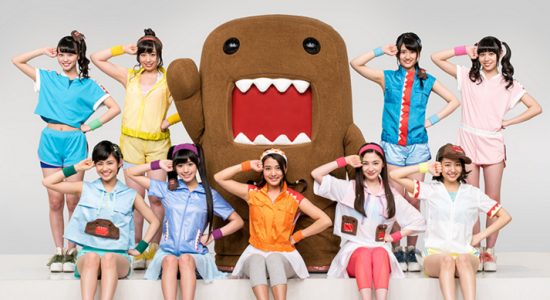 "TPDomo, a new unit consisting of NHK mascot Domo and idol group Tokyo Performance Doll, will kick off J-Pop Summit at Fort Mason Center as the opening cardio workout at 11 a.m. on Saturday and Sunday with their new exercise, ""Domobics."""