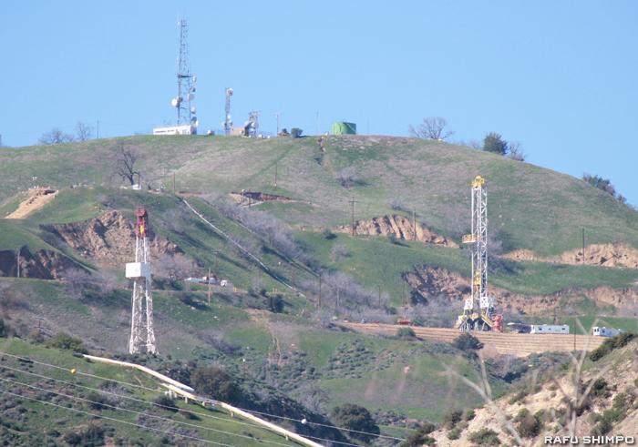 メタンガス漏出事故が発生した南カリフォルニア・ガス・カンパニーのガス貯蔵施設