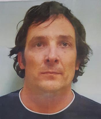 放火容疑で逮捕されたデイモン・アンソニー・パシュリック容疑者
