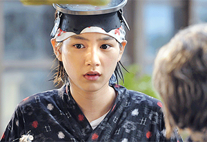 """The popular morning drama """"Amachan,"""" about a small-town pearl diver who becomes a pop star, will continue to run through Sept. 3 on UTB. The police drama """"Partners"""" will also complete its current season. (NHK)"""