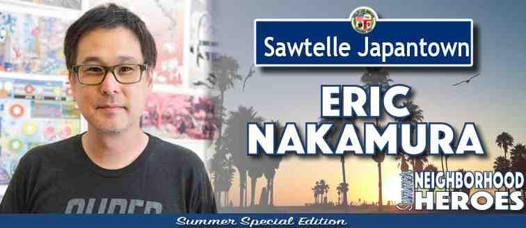 eric nakamura neighorhood hero
