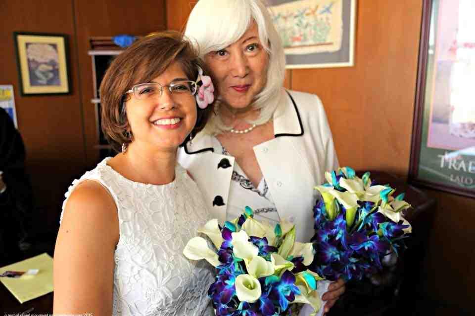 Kimberlee Tellez and Mia Yamamoto were married in 2015.