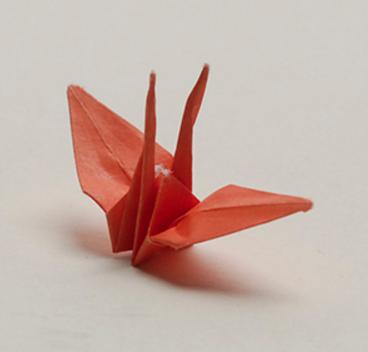 sadako's crane