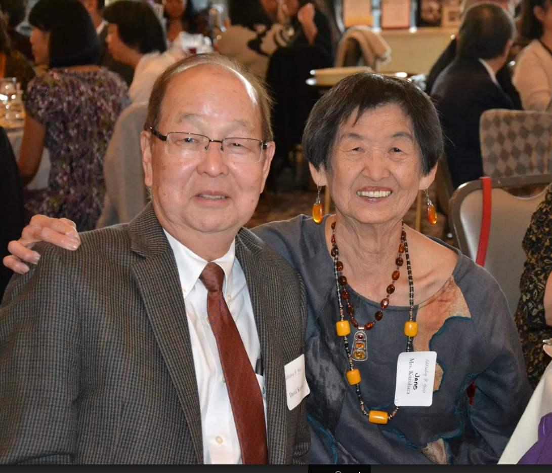 David Kuroda and Jane Kurohara