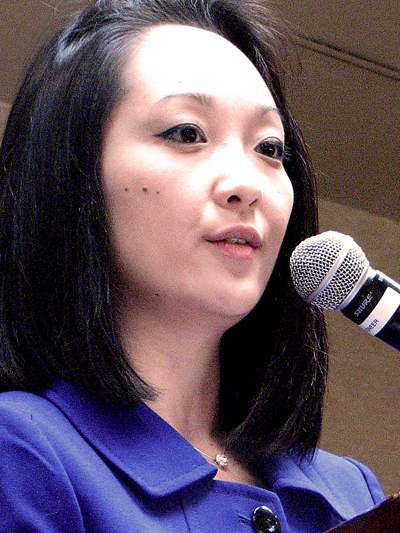 Past recipient Molly Serizawa served as emcee.