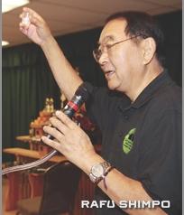 SFVJACC President Paul Jonokuchi led the toast.