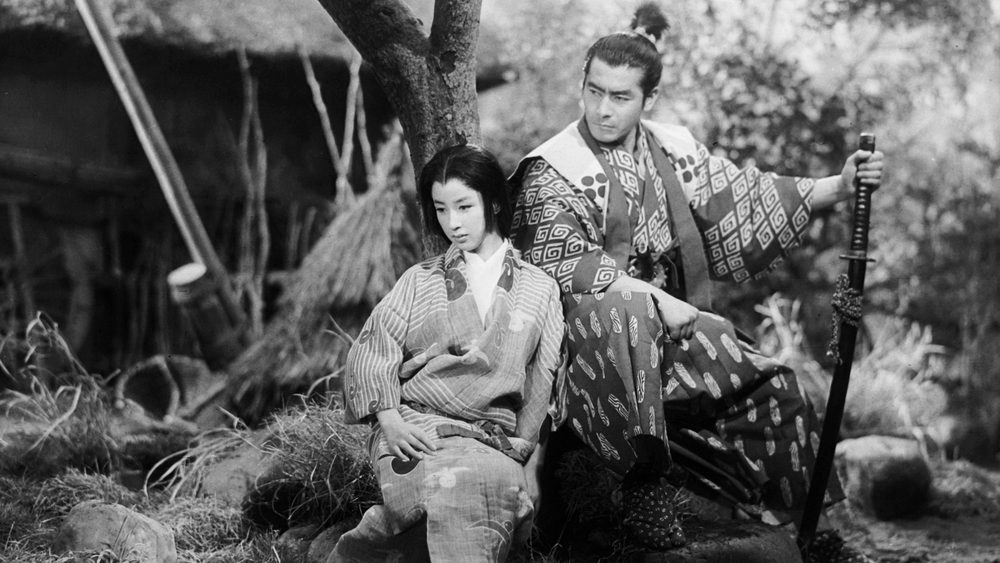 "Toshiro Mifune played Miyamoto Musashi and Kaoru Yachigusa played Otsu in the ""Samurai Trilogy"" (1954-56)."