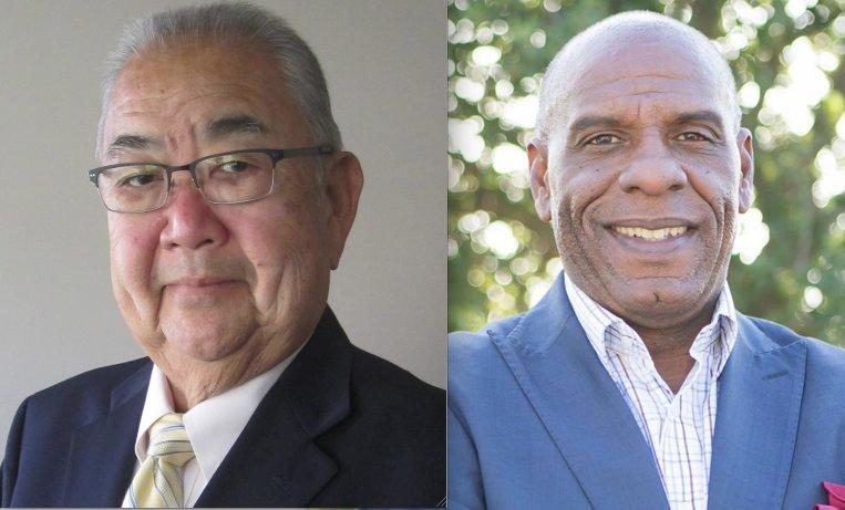 Former Assemblymembers Warren Furutani and Steven Bradford