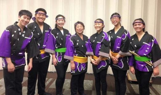 genryu-arts-drummers