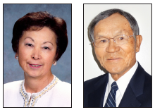 Kay Inose and Tak Nishi
