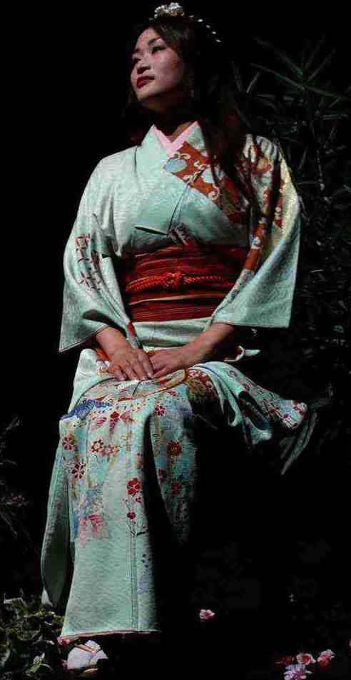 "Kazumi Zatkin plays the title role in ""Madame Butterfly."""