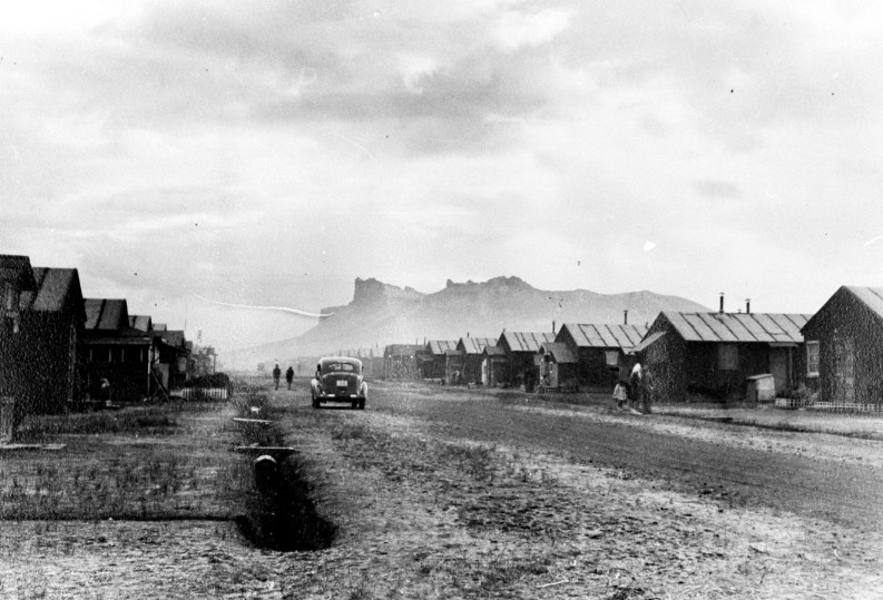 The Tule Lake Segregation Center remained in operation until 1946.