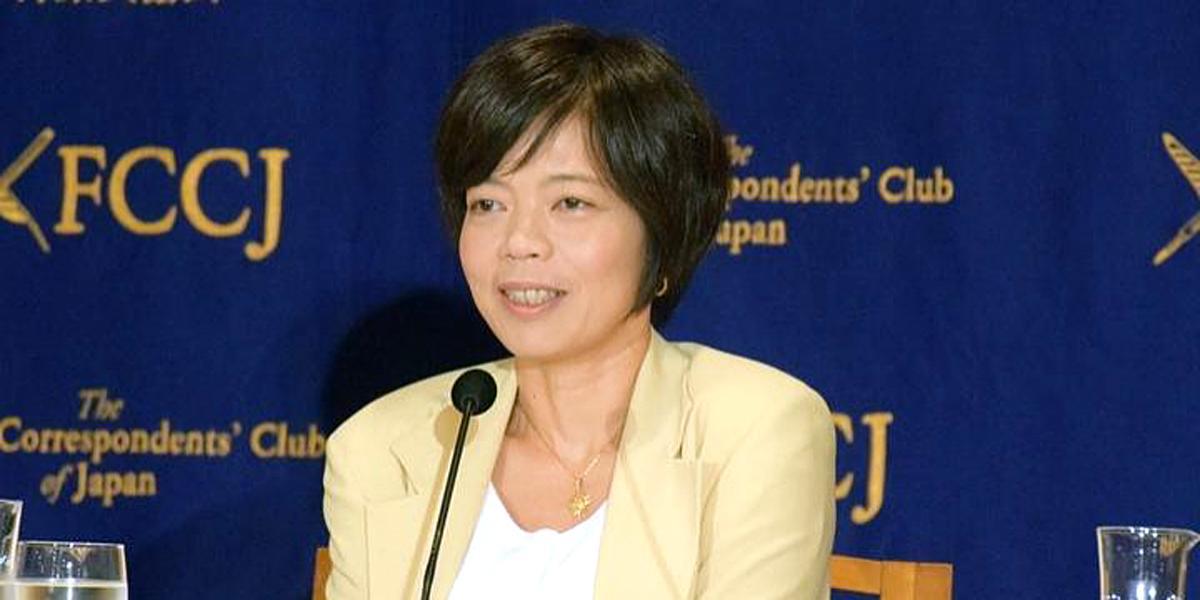 Filmmaker Keiko Yagi