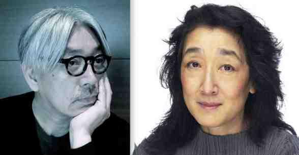 Ryuichi Sakamoto and Mitsuko Uchida