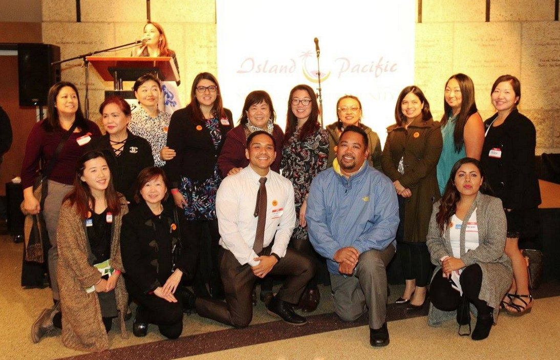 Representatives of the 13 APA organizations that will give the toys to children in need.
