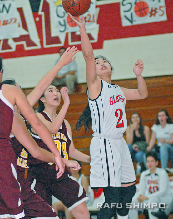 Glendale In Control in CIF Second Round