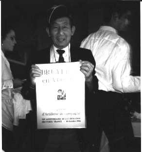 George Ishihara 50th Anniversary