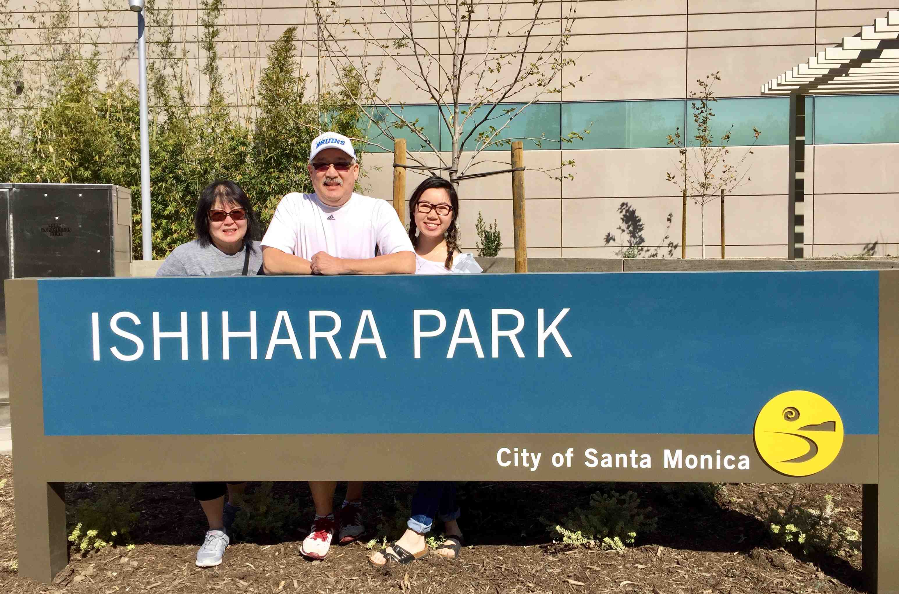 jon ishihara and family