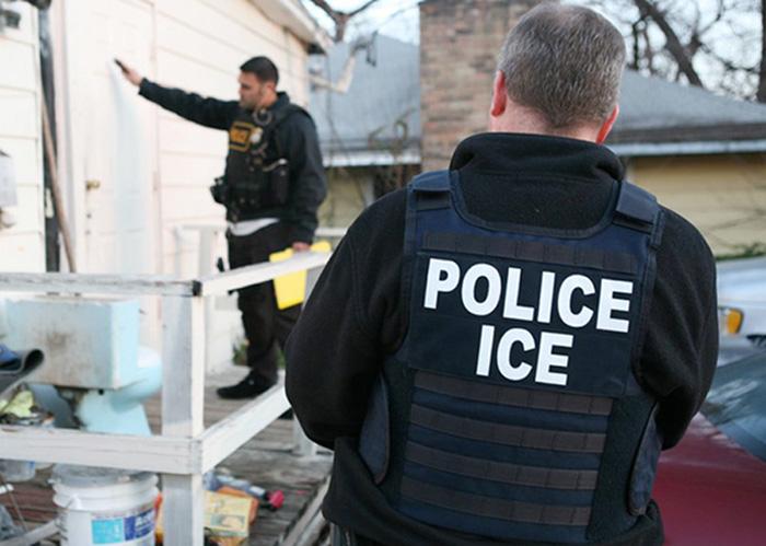 不法移民の逮捕:トランプ政権後33%増加