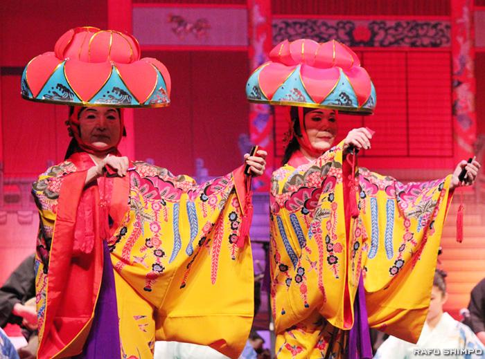 北米沖縄県人会芸能部:30周年記念公演を開催