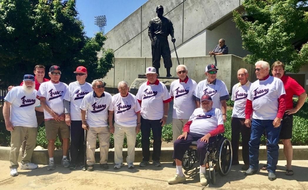 Fresno State Baseball Retires Fibber Hirayama's Jersey