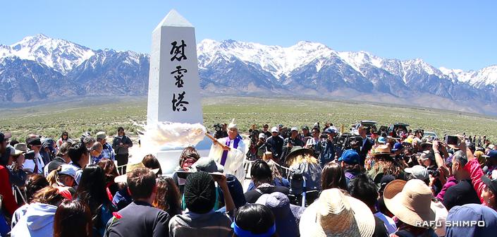 Trump Concerns Dominate 48th Manzanar Pilgrimage