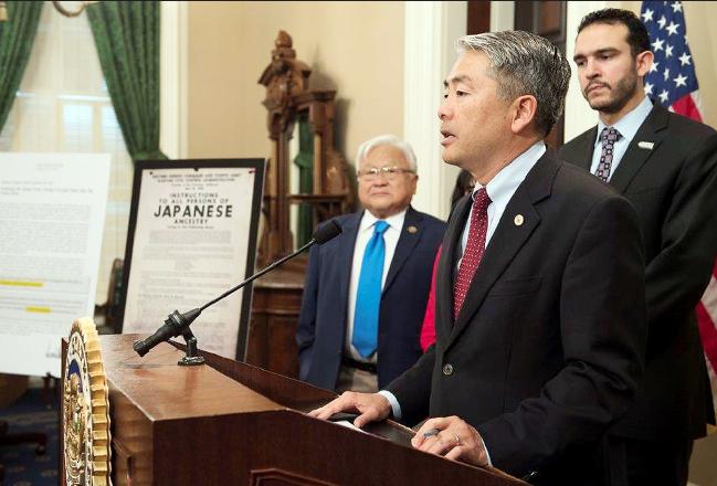 Muratsuchi Introduces Bill Seeking $3M for Civil Liberties Education Grants