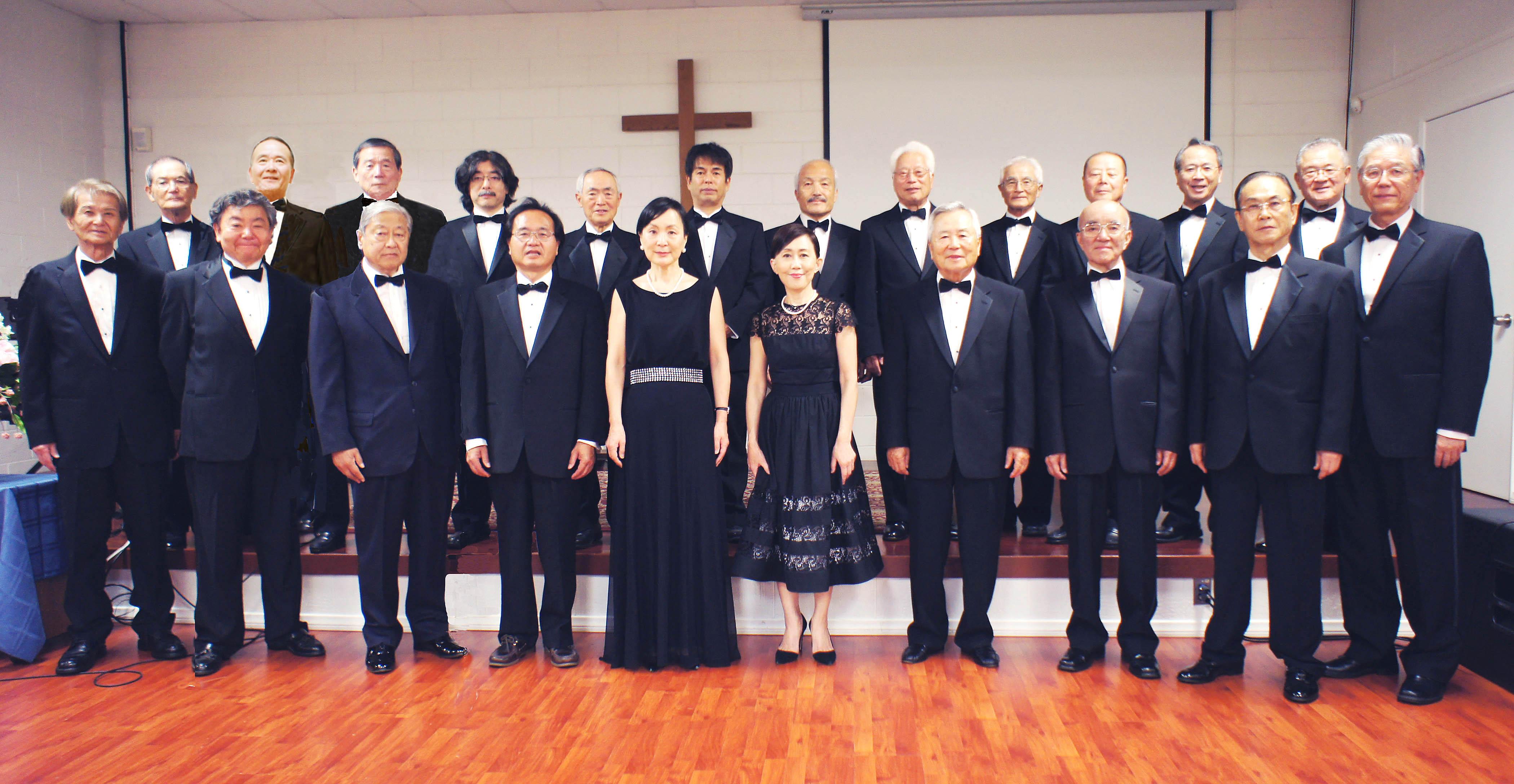 25日に第10回定期演奏会:サウスベイハーモニーとコラボ