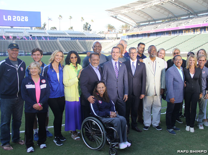 夏季五輪:LA、28年開催で合意
