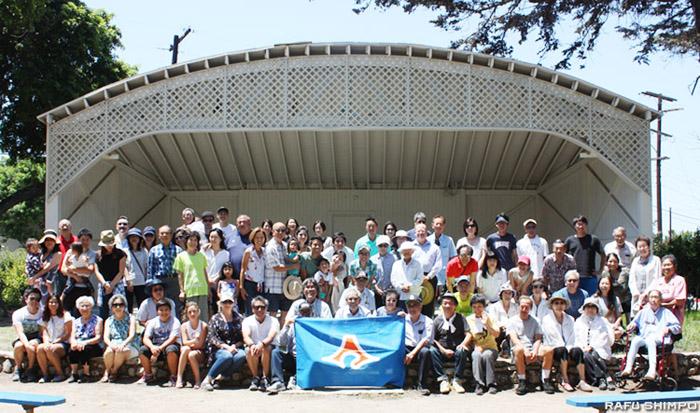 南加静岡県人会:夏のピクニック開催