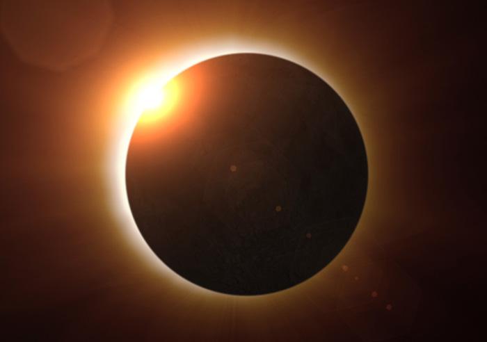 38年ぶりの皆既日食:LA各地で観測イベント