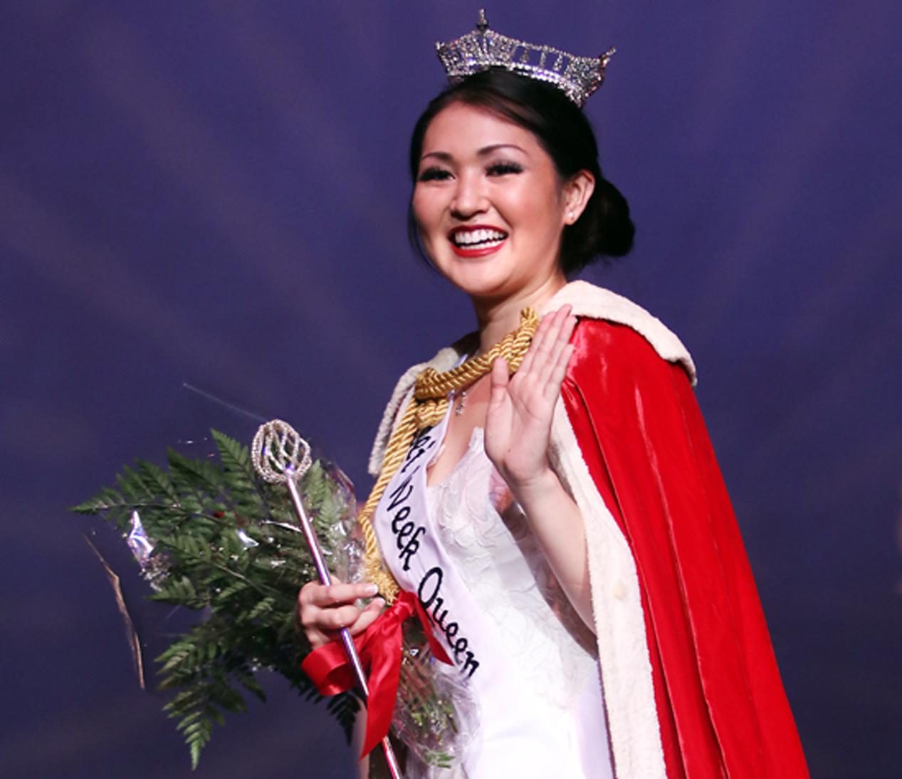 Jordyn Adachi Named 2017 Nisei Week Queen