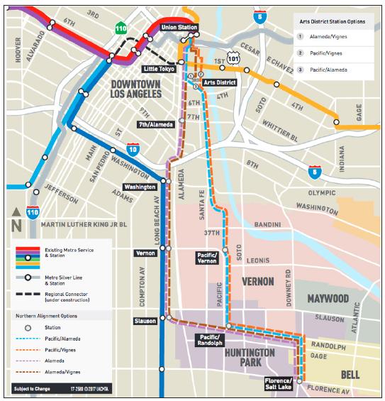 Little Tokyo Reacts As Metro Plans New Rail Line
