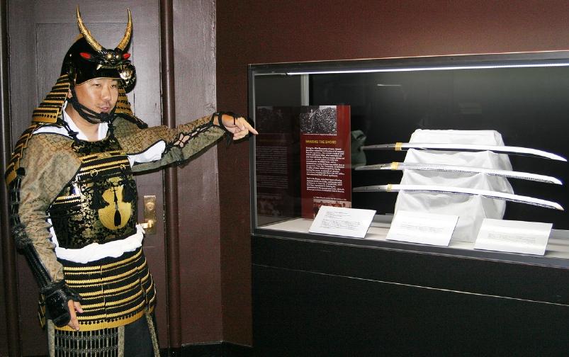 GFBNEC Presents 'Nikkei Samurai: Japanese Swords and the Nisei Veteran'
