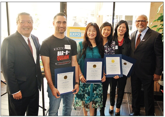 API Small Business Expo in Alhambra