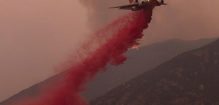 ベンチュラ郡山火事:カリフォルニア州史上4番目の規模に