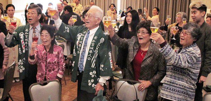 七夕まつり10回記念へ団結:87歳米澤会長、26年目続投