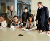 JA Groups Sign MOU to Support Confinement Site Consortium