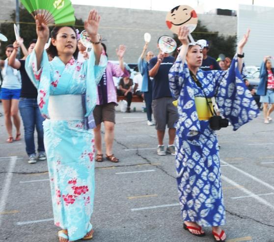 nishi hongwanji obon festival this weekend