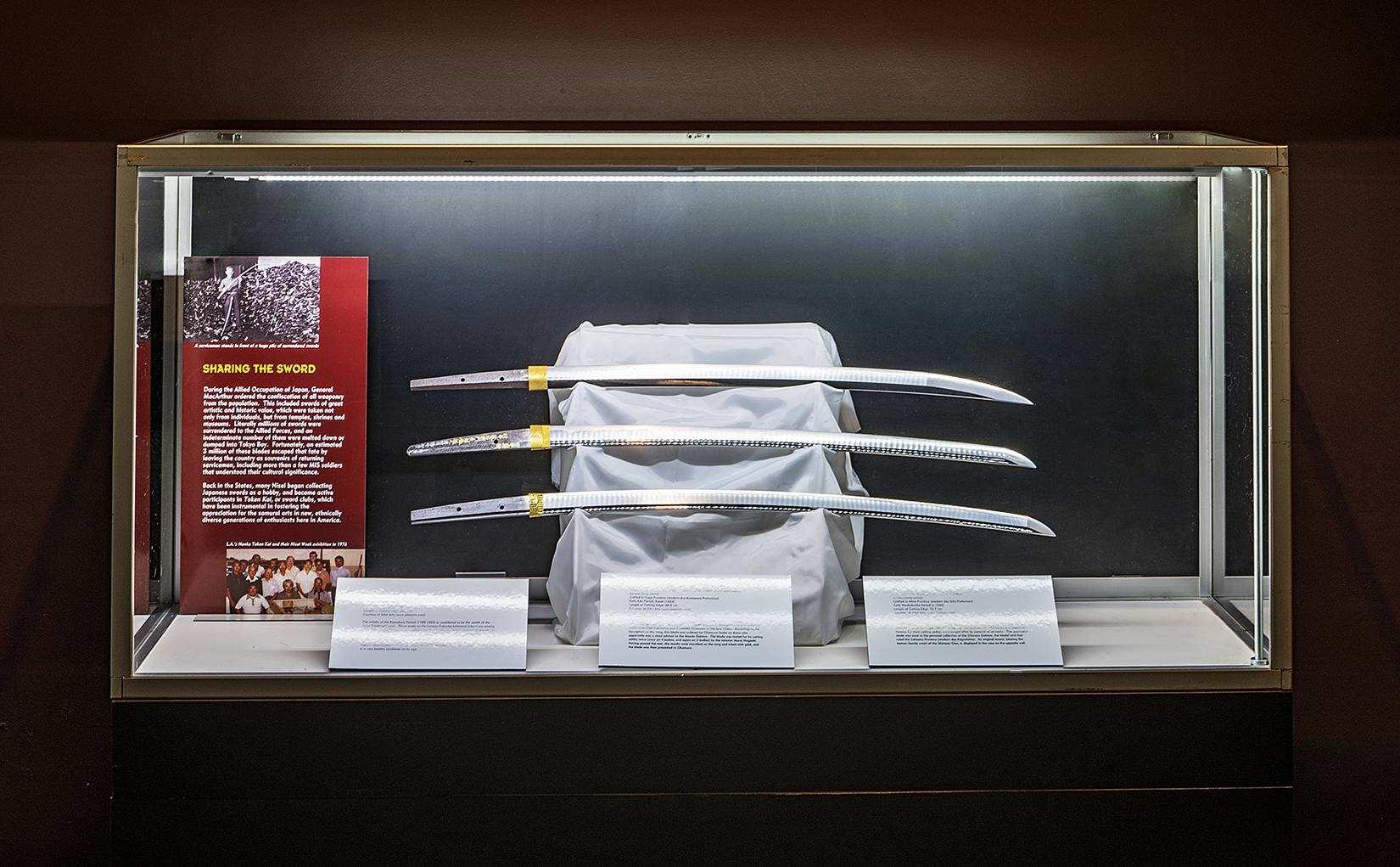 GFB to Present 'Nikkei Samurai: Japanese Swords and the MIS'